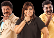 Jaggesh-Bhatt-Rakshitha in CK