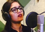 Meghana Raj sings again, it is for 'Jinda'