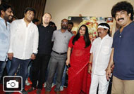 Nagarahavu Teaser Launch Press Meet