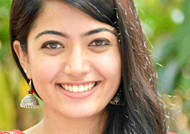 Rashmika for Ganesh film, Kirik girl lucky