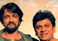 Shivanna, Sudeep trailer, The Villain by year end