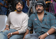 Sudeep- V Ravichandran Give and Take