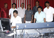 'Vicky' Song Recording