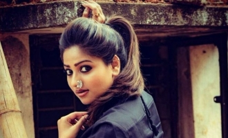 Rachita Ram dub for first time