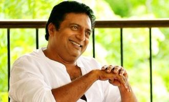 Prakash Rai outburst again