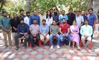 Avne Srimannarayana begins