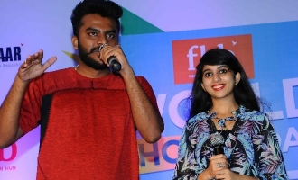 Chandan Shetty at World Shorts Day
