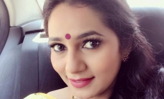 Actress Chytra complain on husband