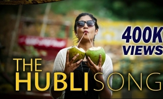 Hubballi song rock in social media