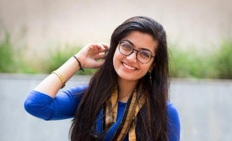 Rashmika gets new crown