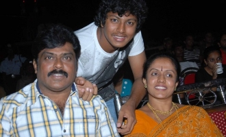 Manju to invest on his son Shreyas