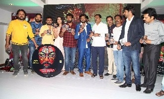Samhara Dhruva Sarja release CD