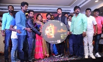 Shankanada audio, Sudeep release CD