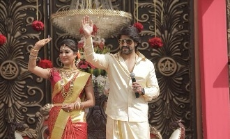 Celebration time for Yash and Radhika