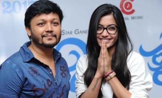 'Chamak' Film Press Meet
