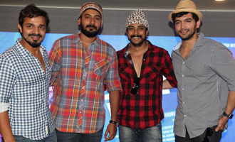 Chowka to four languages, merry mood in team