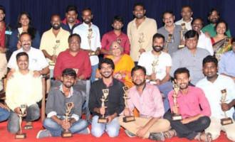 SIMA award for short film, Chowka Bara wins