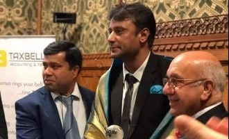 Award to Darshan, confusion cleared
