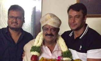 Darshan gratitude, honor his first producer