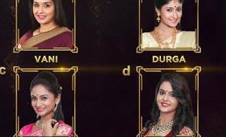 Star Suvarna Pariwar awards, half decade for awards