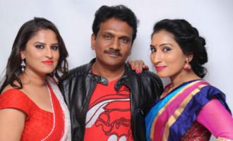 'Ganda Oorig Hodaaga' Film Audio Launch