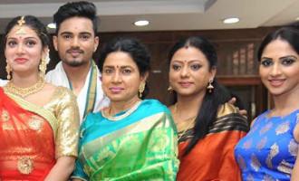 Gara brisk shoot, Muralikrishna maiden film
