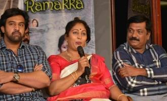 'Hebbet Ramakka' Film Press Meet