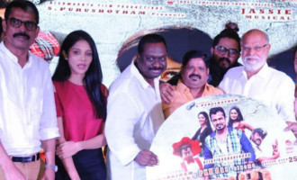 Jaani Audio comes, Sundaram release CD