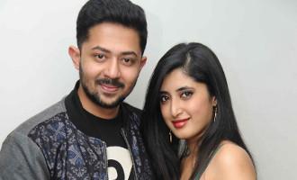 'Kumari 21 F' Film Press Meet