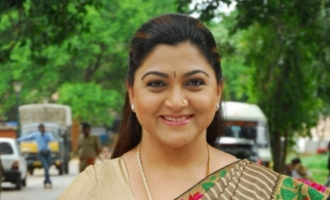 Kushboo comes back