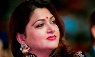 Kushboo in Kannada serial, she in Nandini