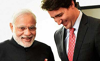 PM discussed Paris Agreement with Canadian PM Trudeau
