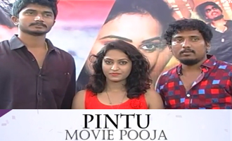 Pintu Kannada Movie Pooja