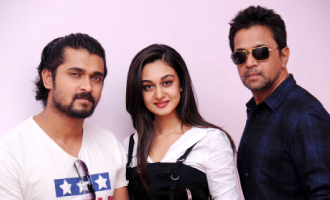 'Prema Baraha' Success Meet