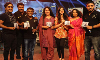 Raaga audio comes, blind achievers release CD