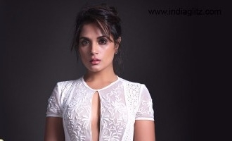 Don't just discuss sexual harassment when it's trending: Richa Chadha