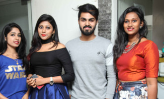 Saddu Film Poster Launch Press Meet