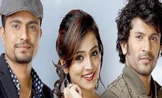 Trio of big boss 4 together, it is Sanju Maththu Nanu