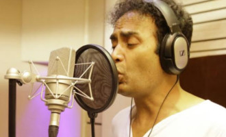 Sharan sings, it is for Ganesh film