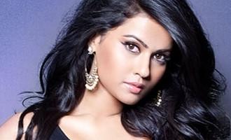 Sharmila Mandre in a song, Mass leader attraction