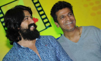 Yash voice for Bangara, it is for foreign portions