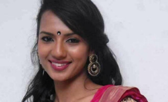 Shruthi Hariharan short film, progressing actress