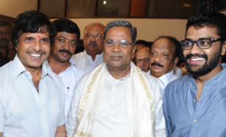 CM watches Panta, a day before release