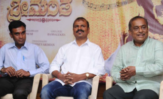 Srimantha songs recording, on rain and drought