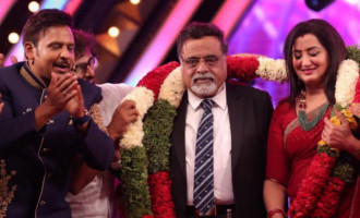 Super Jodi final, Dr Ambi couple take part