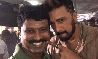 Sudeep laud Prem, The Villain is special