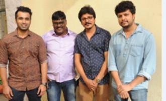 Toss Film Press Meet