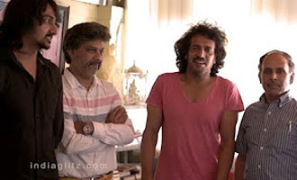 Upendra wishes to Moja Movie teaser