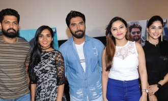 'Vasu Nan Pakka Commercial' Trailer Launch