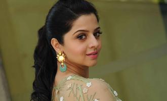 Milky white Vedika back, 3rd film in Kannada